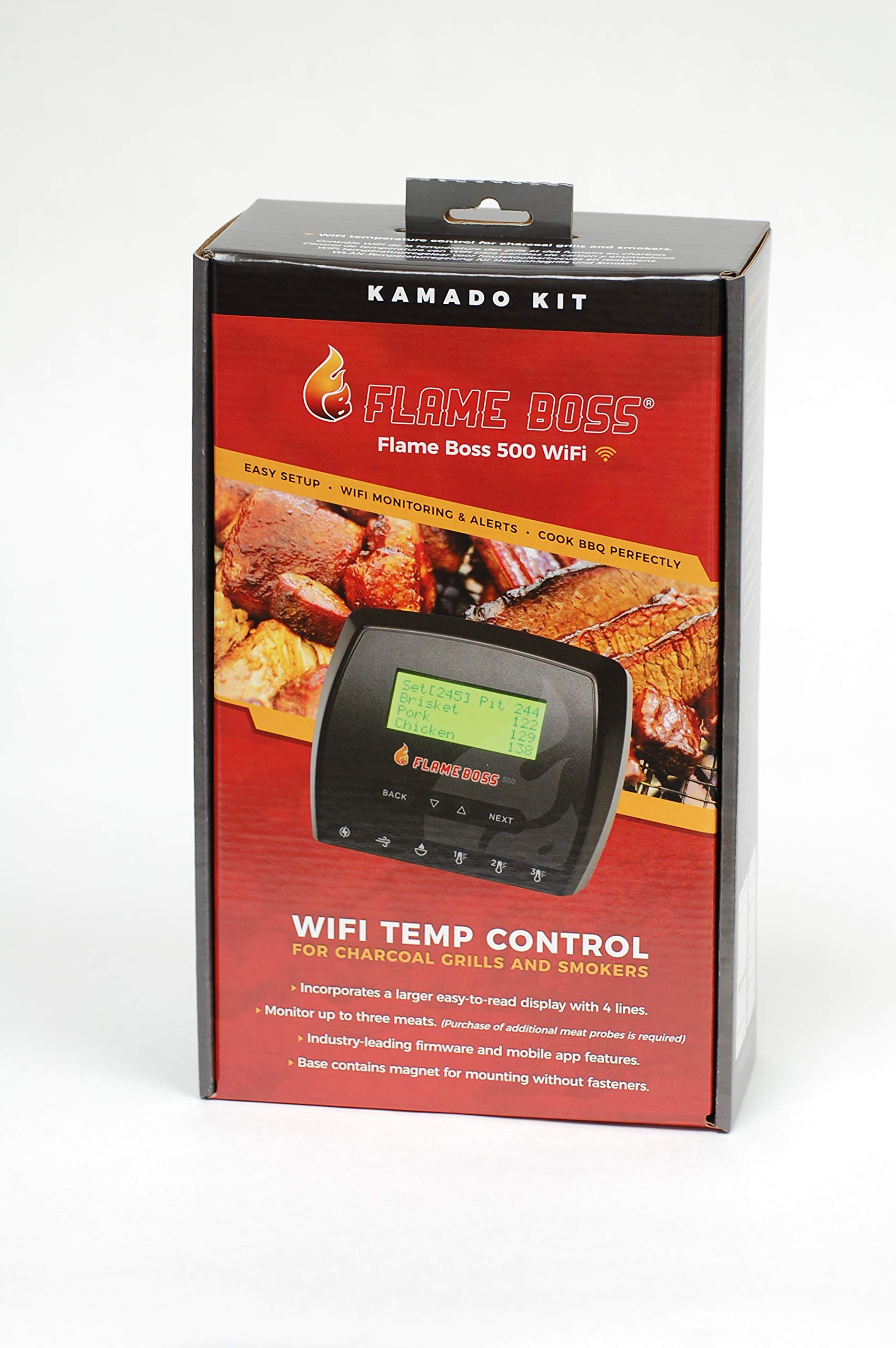 Flame Boss 500-WiFi Smoker Controller (Kamado) by Flame Boss (Image #3)