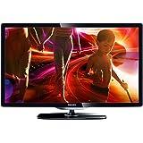 Philips 32PFL5606H/12 81 cm (32 Zoll) LED-Backlight-Fernseher  (Full-HD, 100 HZ, DVB-T/-C) hochglanz schwarz