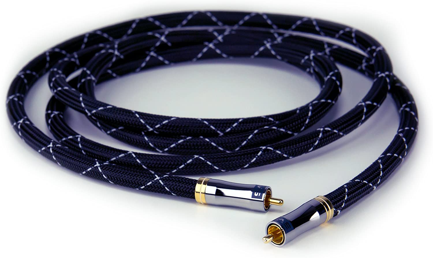 SVS SoundPath RCA Subwoofer/Audio Cable: Home Audio & Theater