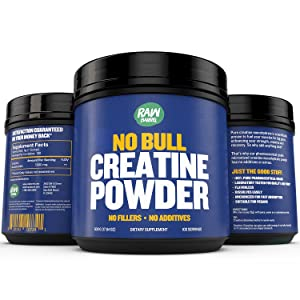 No Bull Creatine Powder