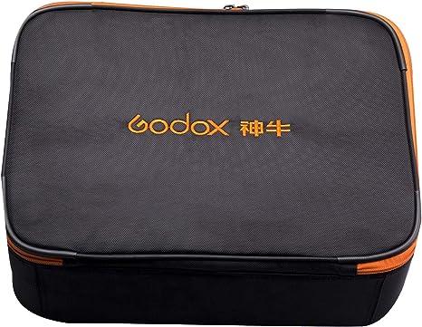 Estuche de transporte acolchado negro Godox para flashes externos Serie AD600 / AD360 de Godox y otras marcas para flashes externos: Amazon.es: Electrónica