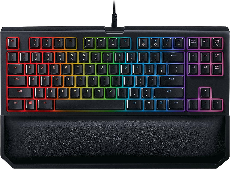 razer blackwidow te chroma v2 gaming keyboard