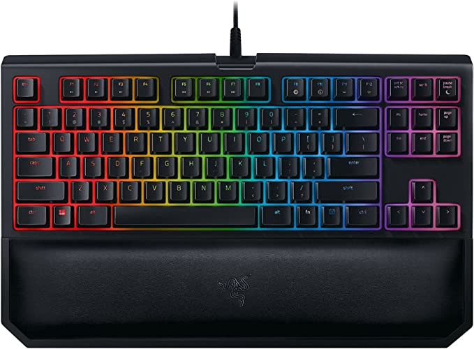 Razer Black Widow Tournament Edition Keyboard