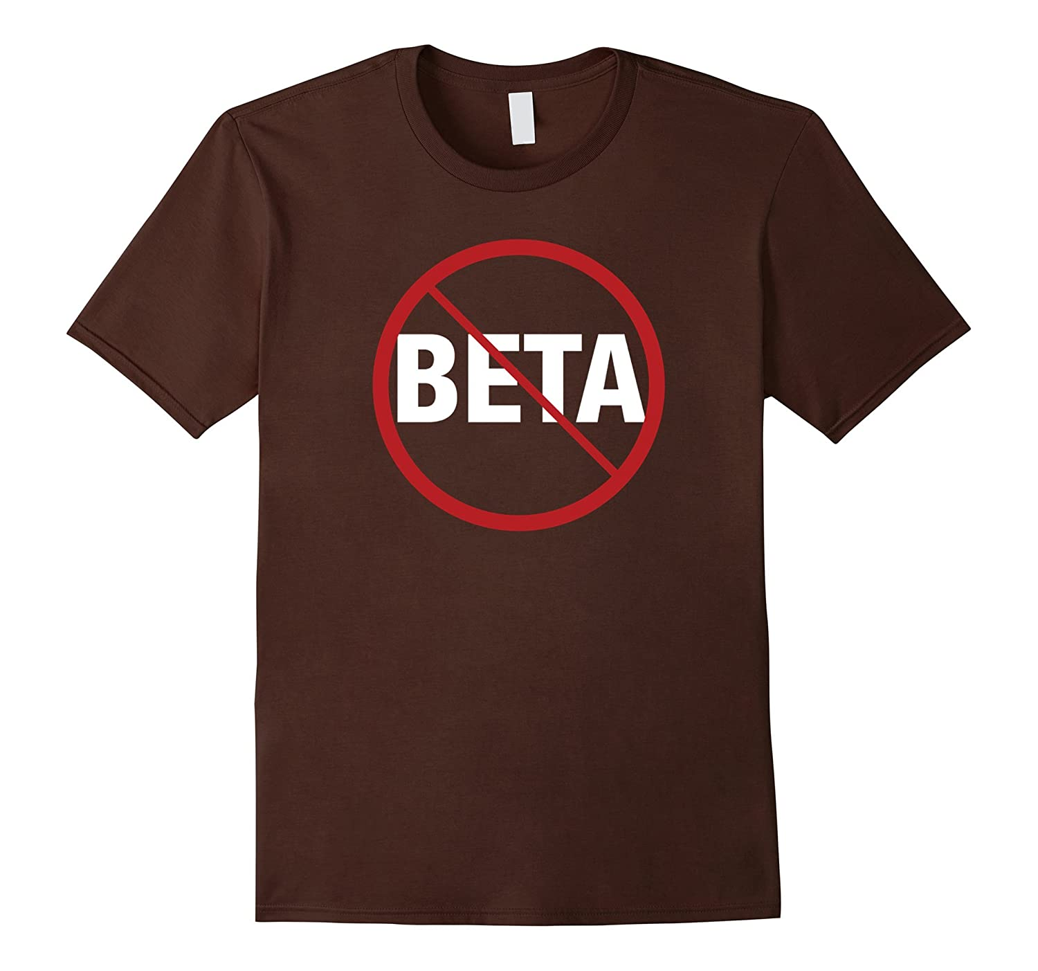 No Beta Shirt-Vaci