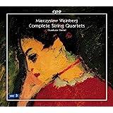 Weinberg : Intégrale des quatuors à cordes. Quatuor Danel.