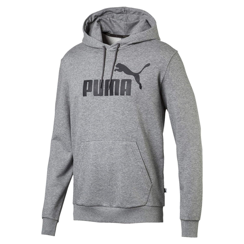 Puma Herren ESS Hoody Tr Big Logo Sweatshirt