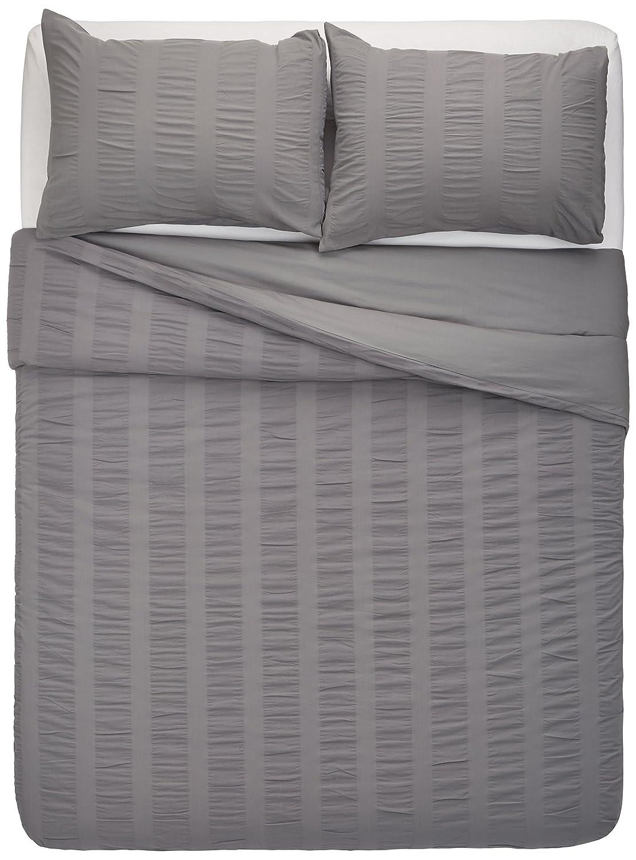 cover striped percale seersucker duvet