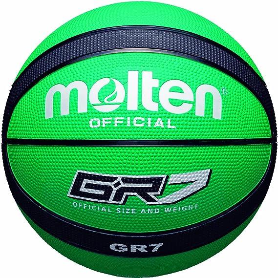 MOLTEN Basketball - Pelota de Baloncesto, Color: molten: Amazon.es ...