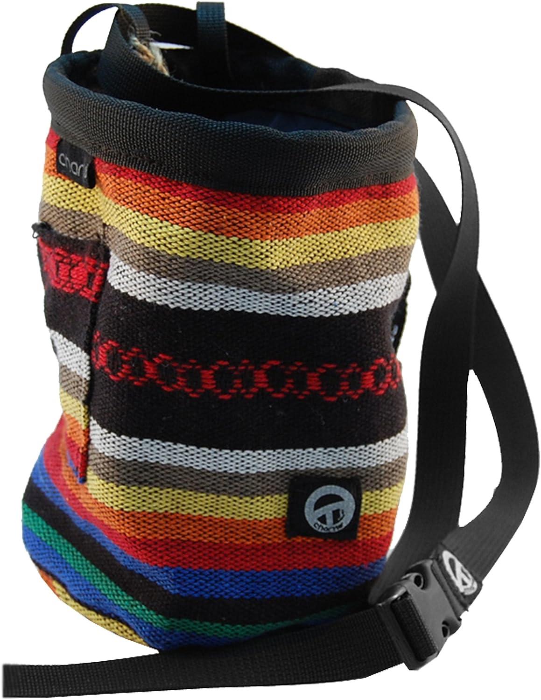 Charko WMCBNAHU012 - Bolsa de magnesio, multicolor, modelos aleatorios