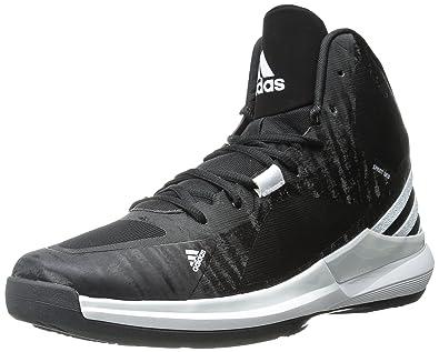 Adidas Men's Crazy Strike Cblack/Ftwwht/Cblack Basketball Shoe 10 Men US