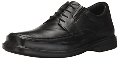 Hush Puppies Men's Prinze Hopper Oxford, Black, ...
