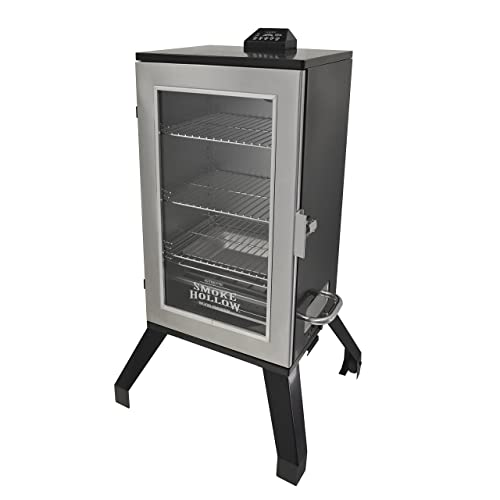 "Smoke Hollow 3016DEWS 30"" Digital Electric Smoker Review"