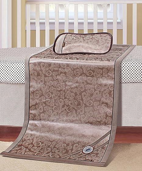 WUFENG Colchones de tejeduría de ratán de Verano Colchón de Cama Individual de colchón cómodo para