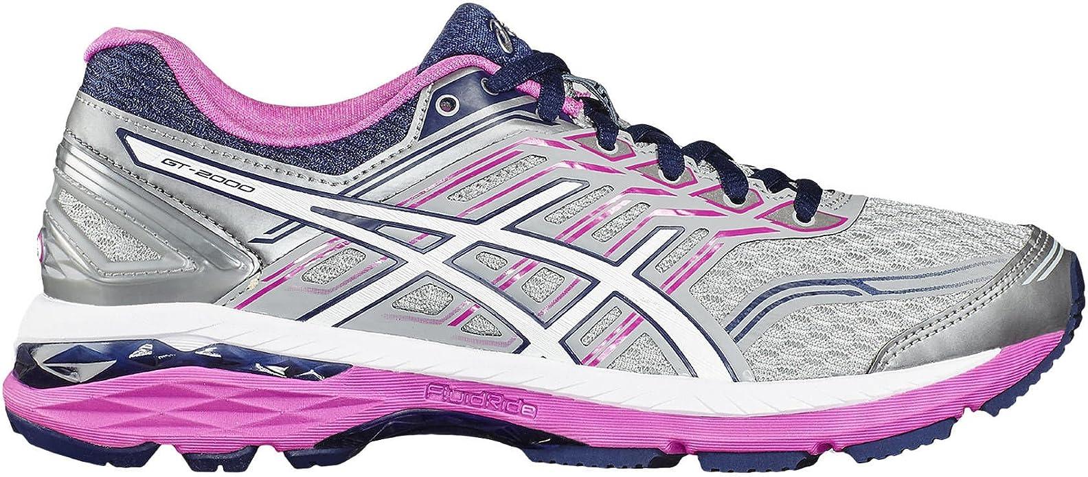 Asics GT 2000 5 Womens Zapatillas para Correr 2A Width: Amazon.es: Zapatos y complementos