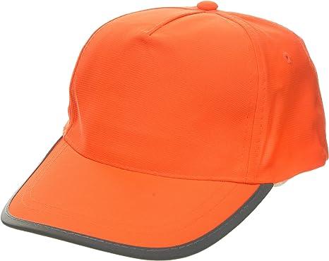Korntex KXCAPO58 - Gorra (Talla única), Color Naranja: Amazon.es ...