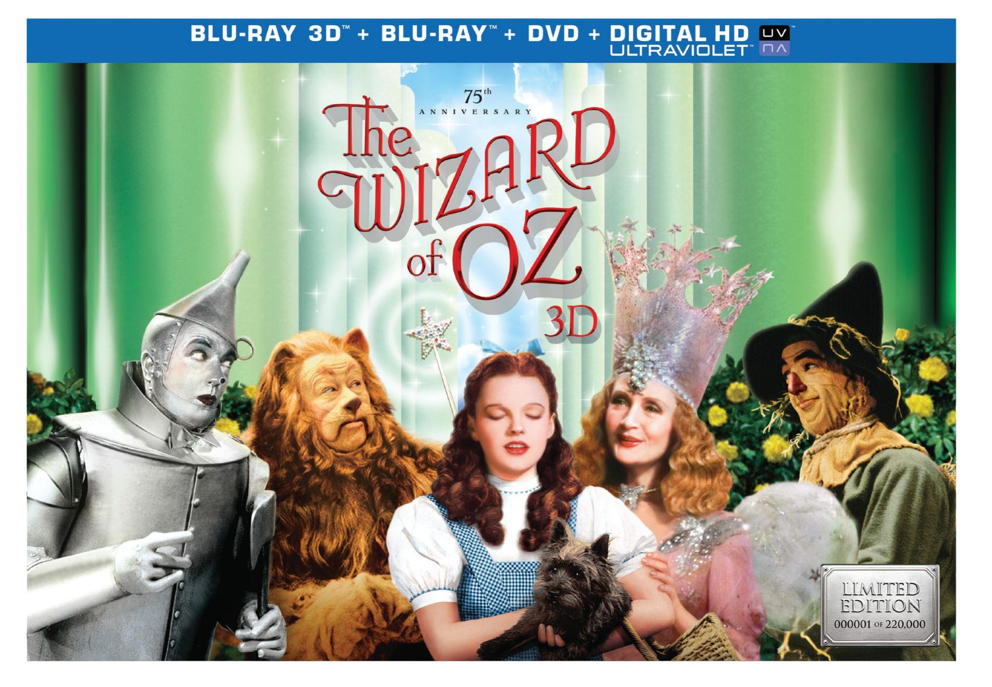 The Wizard of Oz (75th Anniversary Collector\'s Edition)