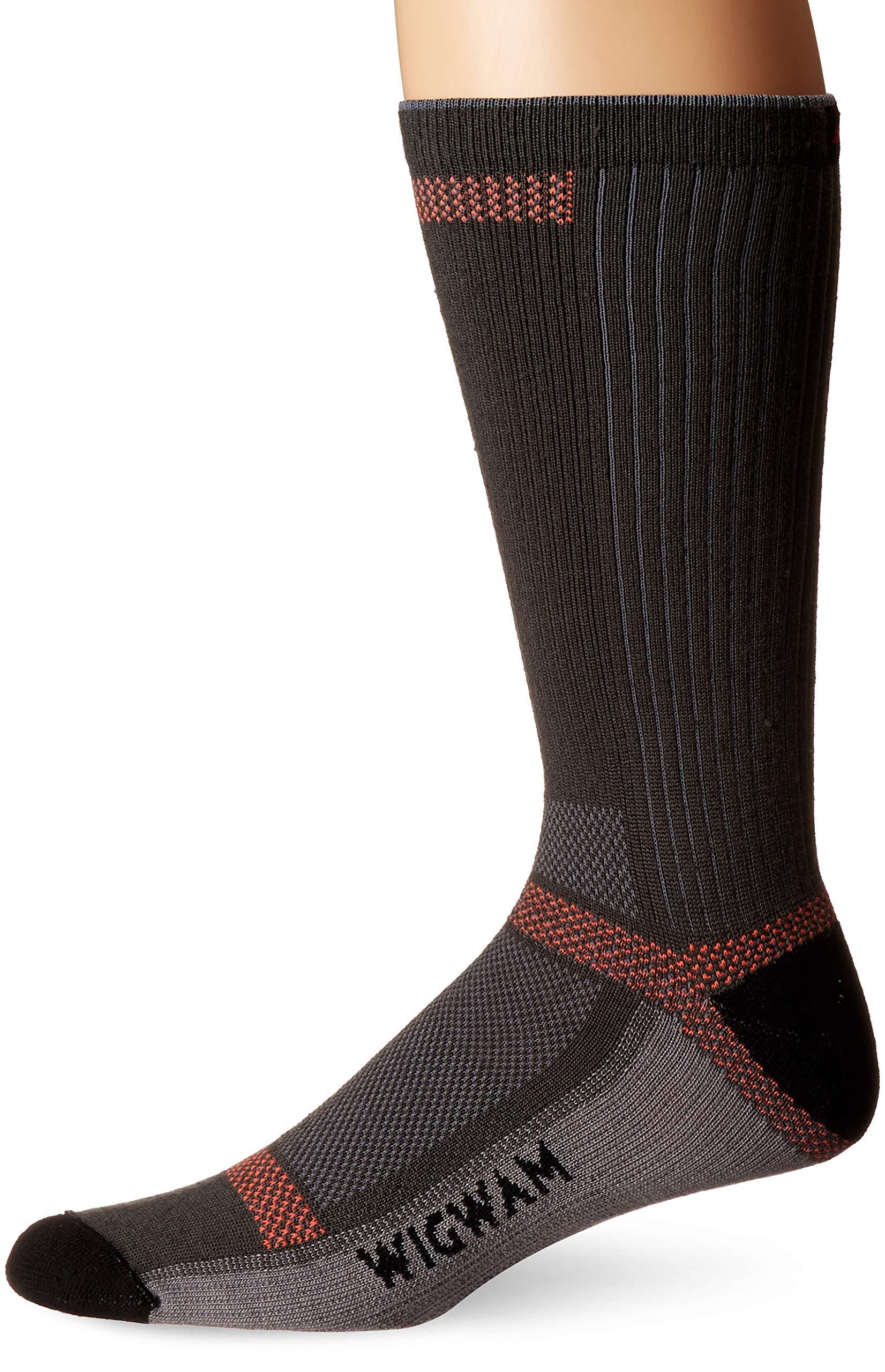 Wigwam Men's Cool-Lite Ultimax Ultra-Lightweight Crew Sock