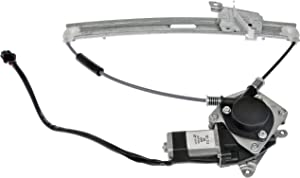 Dorman 751-712 Rear Driver Side Power Window Regulator and Motor Assembly for Select ford / Mazda / Mercury Models