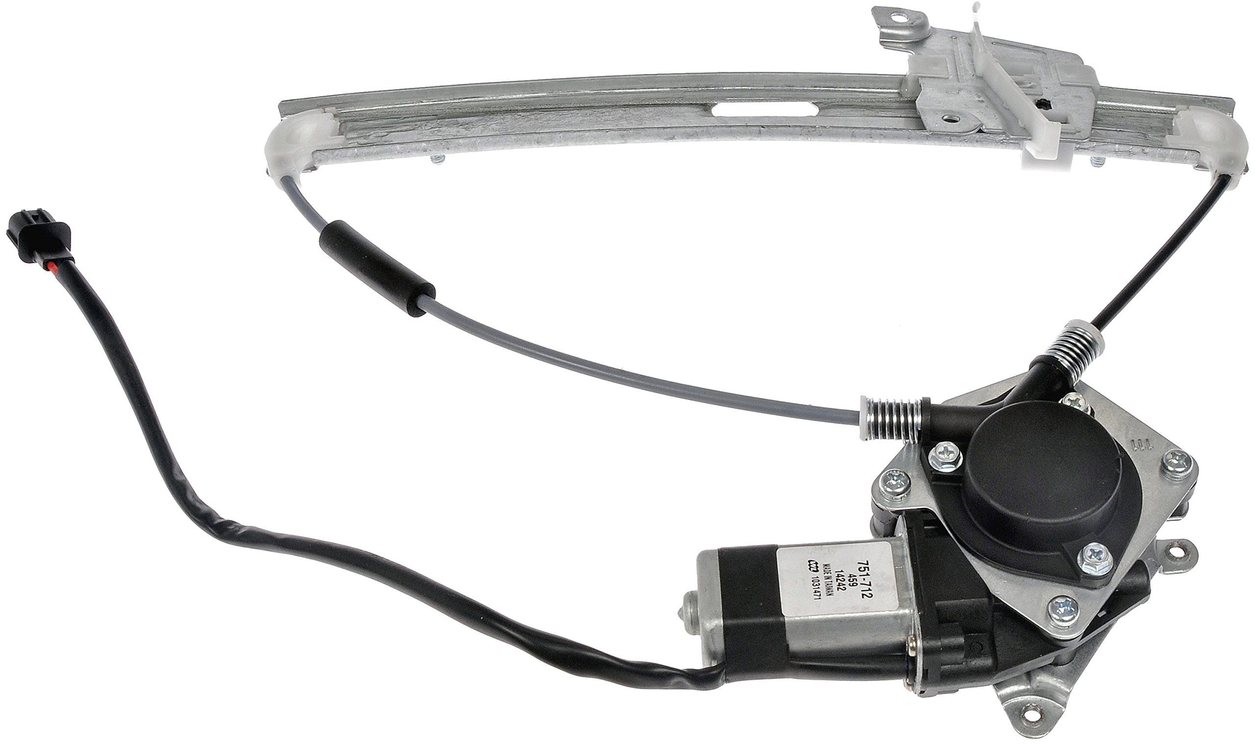 Dorman 751-712 Ford/Mercury Rear Driver Side Power Window Regulator with Motor by Dorman