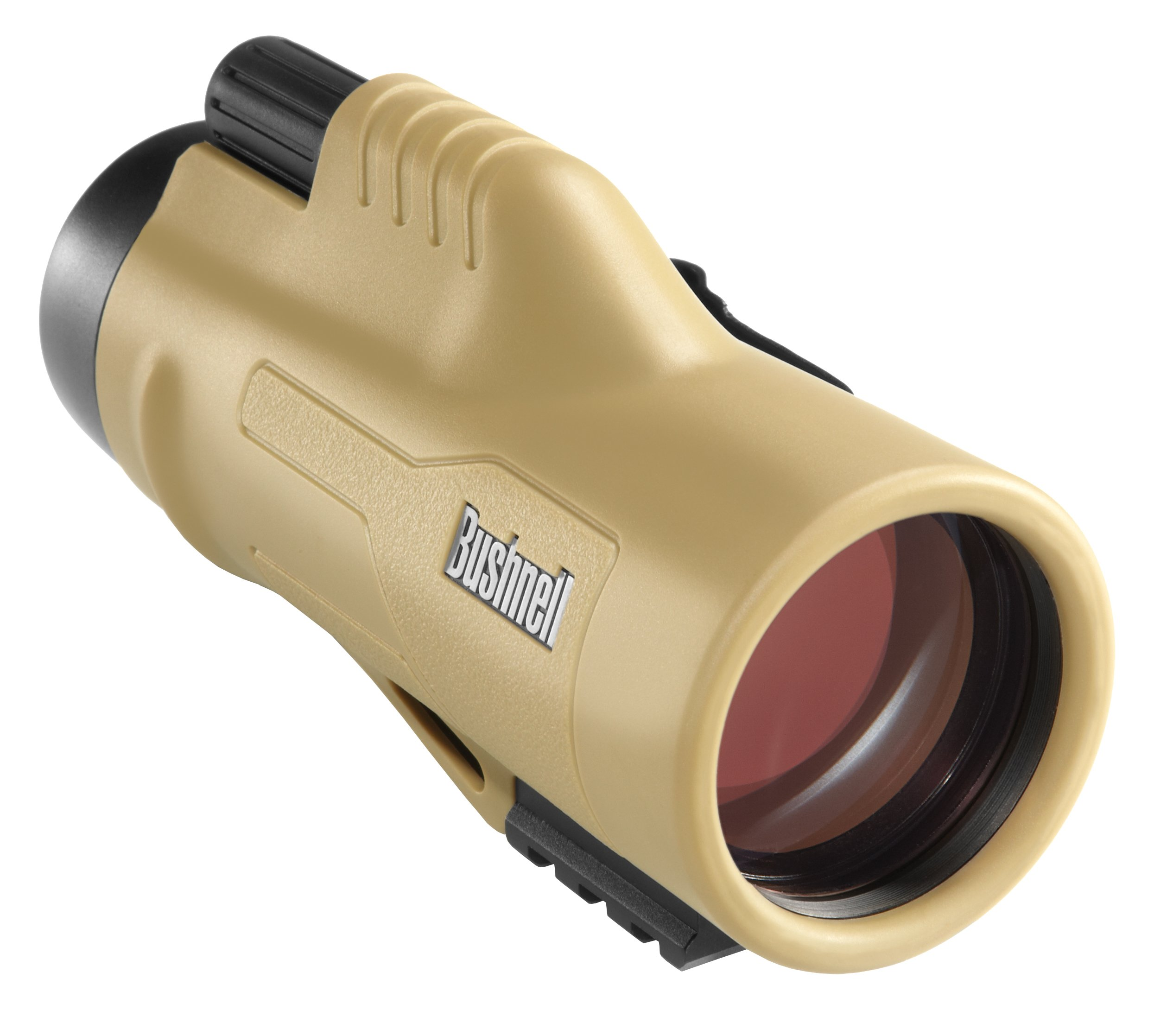 Bushnell Legend Ultra HD 191144 10X42 Tan Monocular Mil-Ret Ed Glass Uwb Box by Bushnell