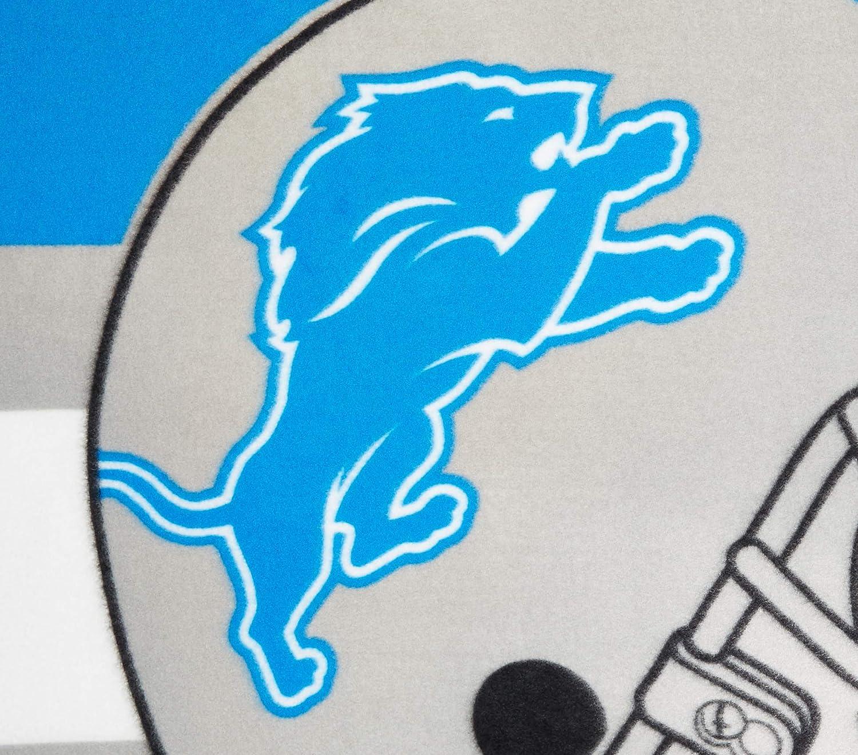 The Northwest Company NFL Mens NFL Singular 50 inch by 60 inch Printed Fleece Throw