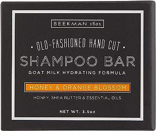 product image for Beekman 1802 - Shampoo Bar - Honey & Orange Blossom - Nutrient-Rich Goat Milk Hair Cleansing Bar - Cruelty-Free Bodycare - 3.5 oz