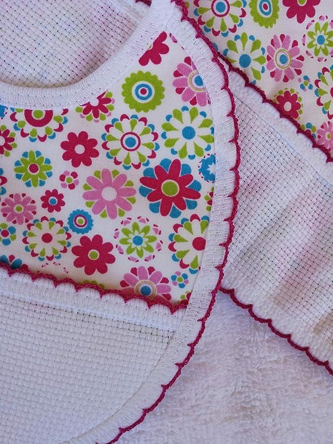 Toalla y babero decorados para Bebe REGALO BEBE. REGALO RECIEN NACIDO: Amazon.es: Bebé