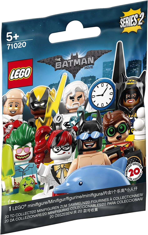 LEGO® 71020 The Batman Movie Serie 2 Minifig 10 Ferien Alfred Pennyworth NEU !