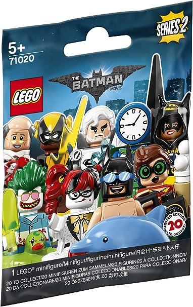 Jayna /& Zan Wonder Twins Batman Movie Mini Figures ONLY LEGO 71017