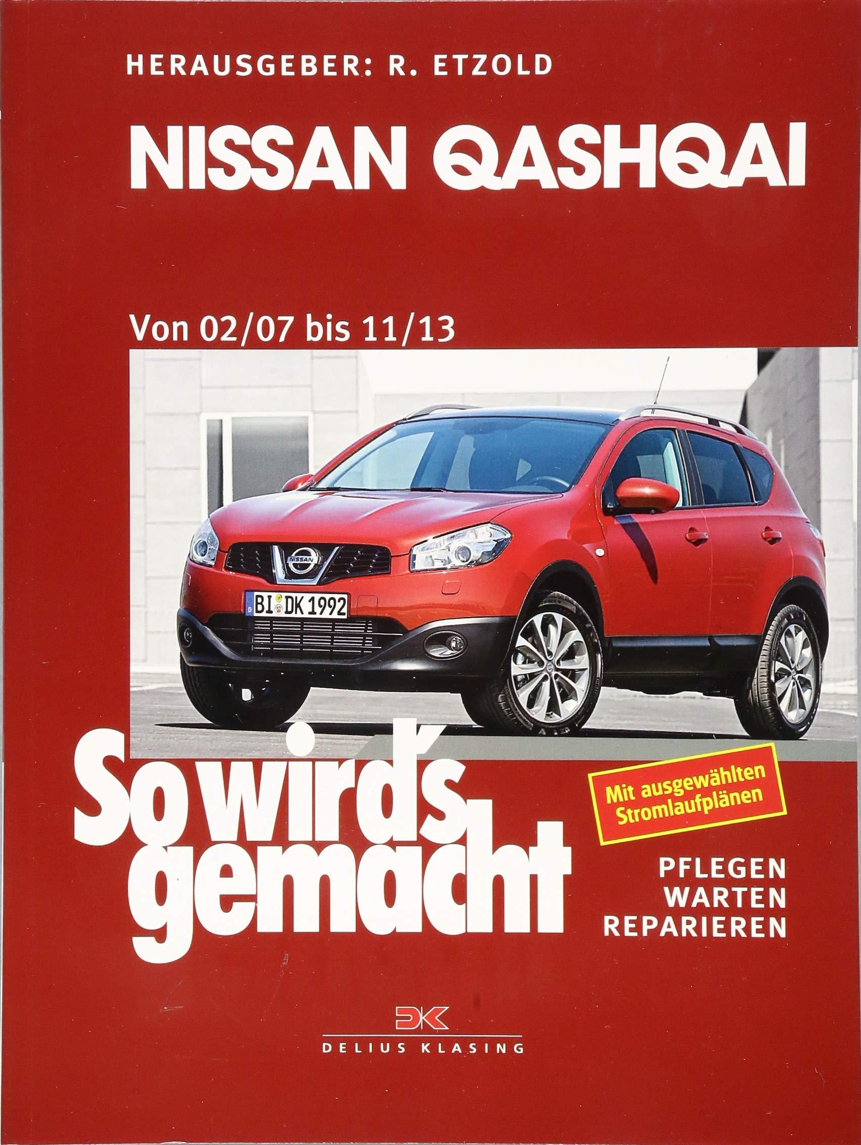 So wirds gemacht Nissan Qashqai von 02/07 bis 11/13: Amazon ...