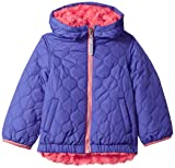 London Fog Girls' Big Reversible Quilted Jacket