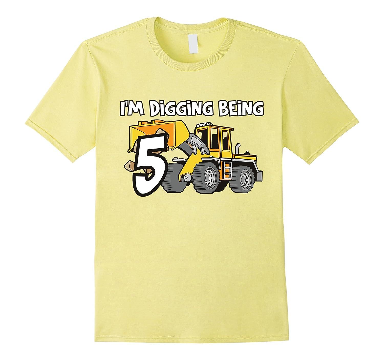 Im Digging Being Five