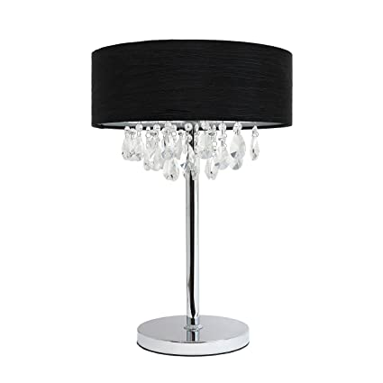 Amazon.com: Elegant Designs Romazzino - Lámpara de mesa ...