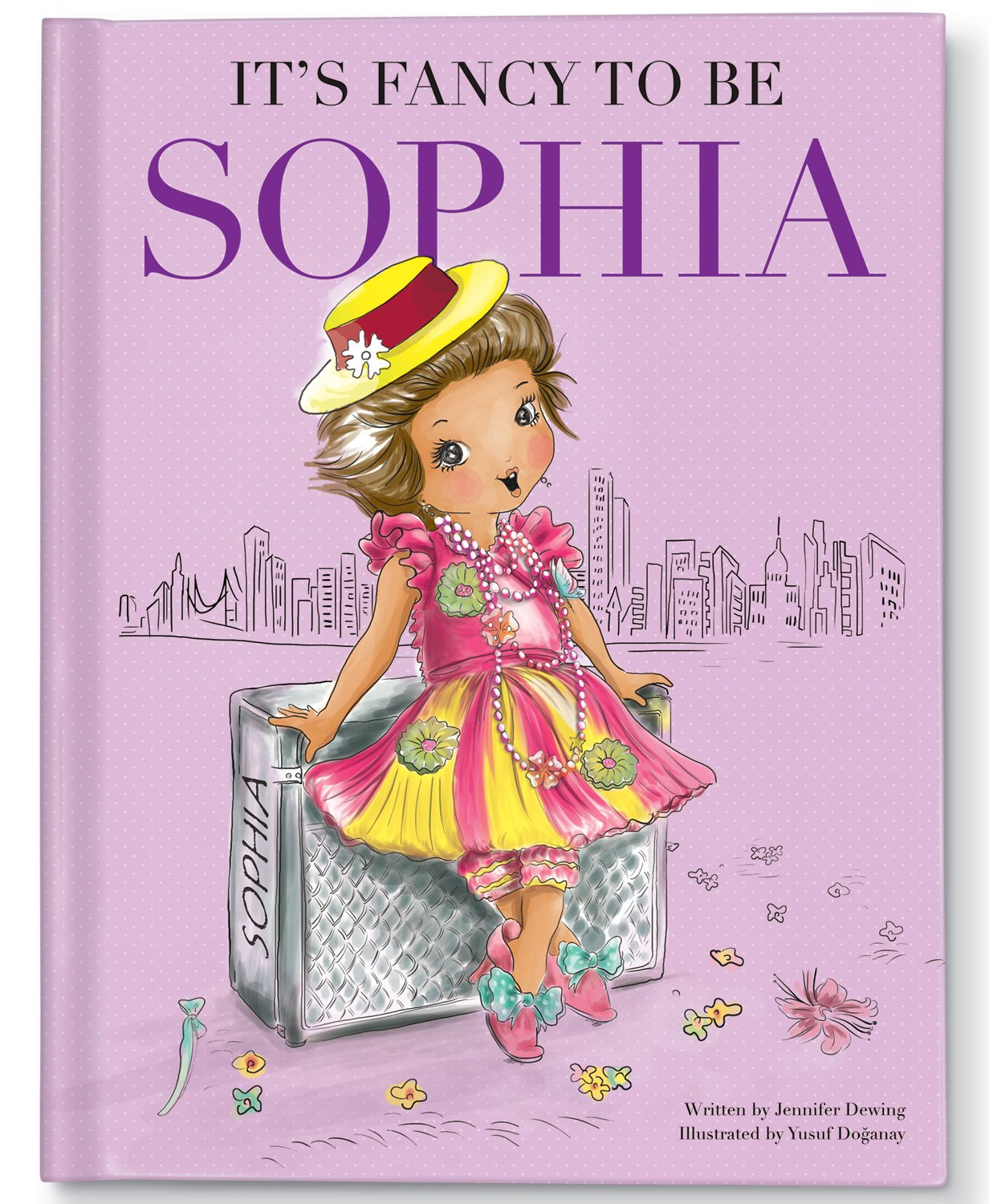 Confidence Girl Power Personalized Custom Name Book | I See Me!