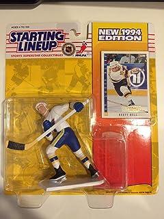 Louis Blues figurine 1995 Starting Lineup Brett Hull St