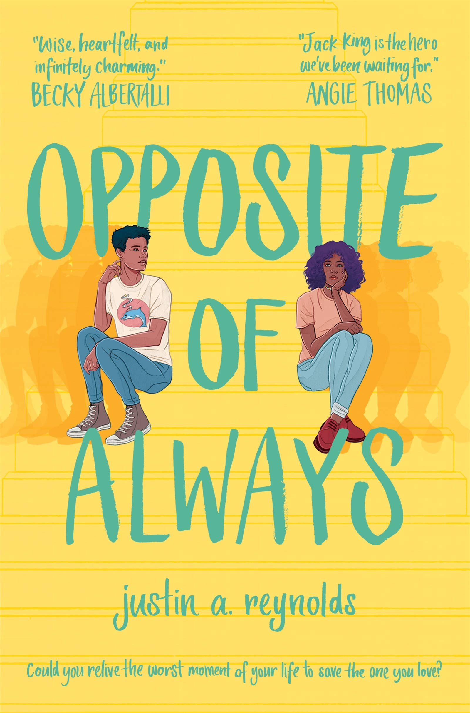 Amazon.com: Opposite of Always (9781509870042): Reynolds, Justin: Books