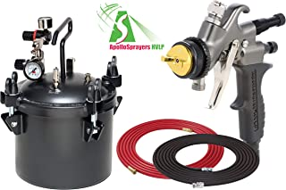 product image for Apollo Sprayers 2.5 Gallon HVLP Combo Package with 7700C Spray Gun