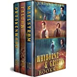 Whyborne and Griffin, Books 7-9: Maelstrom, Fallow, and Draakenwood (The Whyborne & Griffin Series Box Sets Book 3)