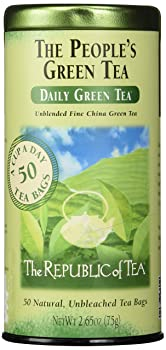 The Republic of Tea The People's Green Tea