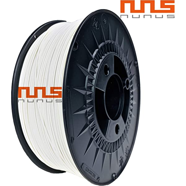 NuNus - Filamento de ABS para impresora 3D, 1,75 mm, 1 kg, bobina ...