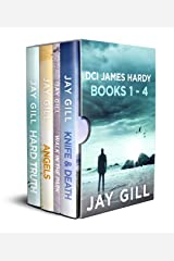 The DCI James Hardy Series: Books 1-4 (The DCI James Hardy Series Boxset Book 1) Kindle Edition