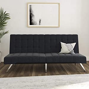DHP Emily Futon Couch Bed