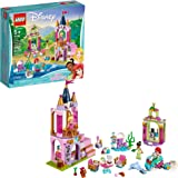 LEGO Disney Aurora, Ariel and Tiana's Royal Celebration 41162 Building Kit (282 Pieces) (Discontinued by Manufacturer)