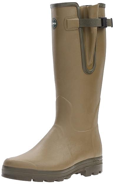 287cae98d33 Le Chameau Vierzon BTE/J/H VIERZ M Men's Jersey Lined Wellington Boots