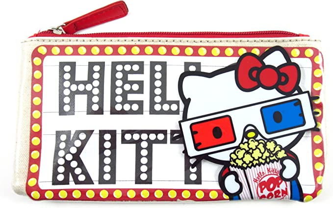 New Sanrio 3D-Movie Stationary Bag sancb0244 Hello Kitty Pencil Case