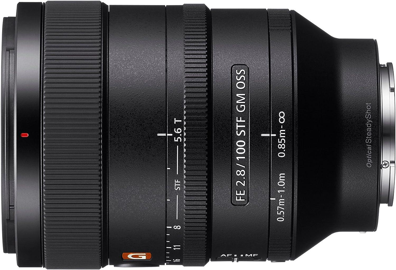 Sony Fe 100mm F 2 8 Gm Oss Vollformat Teleobjektiv Kamera
