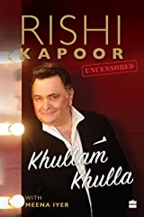 Khullam Khulla: Rishi Kapoor Uncensored Hardcover