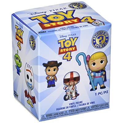 Funko Mystery Minis: Toy Story 4 (One Mystery Figure): Toys & Games