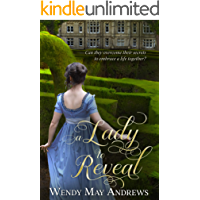 A Lady to Reveal: A Sweet & Clean Regency Romance (Sherton Sisters Book 4)