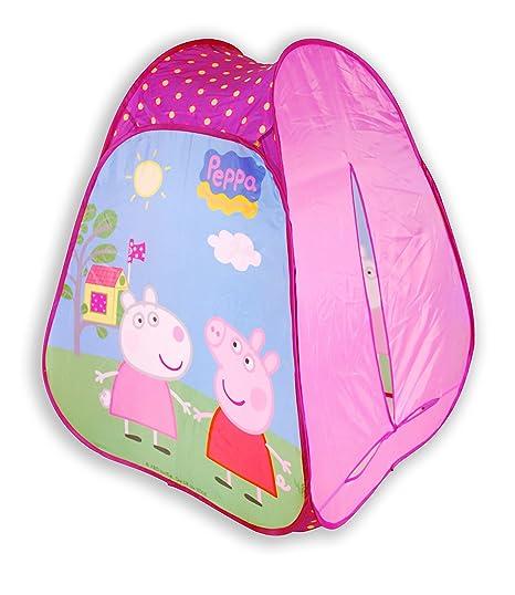 new style 911bf abdc4 Peppa Pig Tenda Gioco Indianina: Amazon.it: Giochi e giocattoli